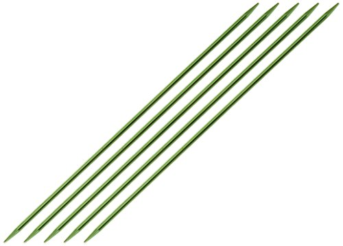 Boye 6307-3 3/3.25mm Double Point Aluminum Knitting Needles, 7
