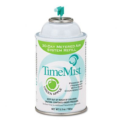 - TimeMist Metered Fragrance Dispenser Refill, Cherry 5.3 Ounce Aerosol Can (332517TMCAPT)