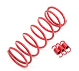4 Pcs/set Red 2000 RPM Performance Tourque Clutch Springs for GY6 152QMI /157QMJ engine GY6 125cc/150cc Chinese scooters ATV Accessories