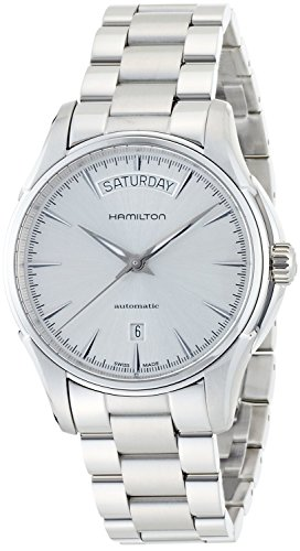 HAMILTON watch Jazzmaster Day Date Silver Dial H32505151 Men's [regular imported goods]