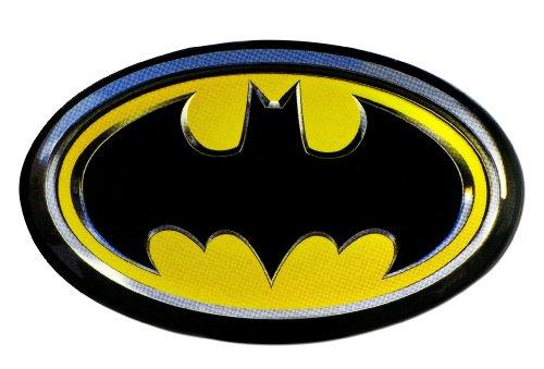 (DC Batman Logo Car Magnet)