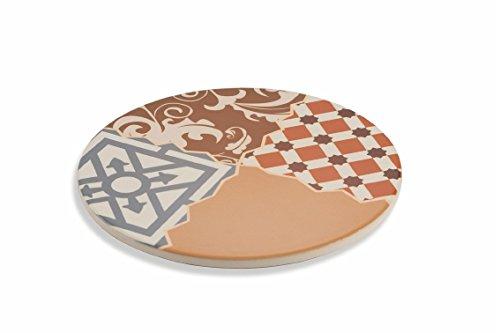 in ceramica Sottopentola tondo