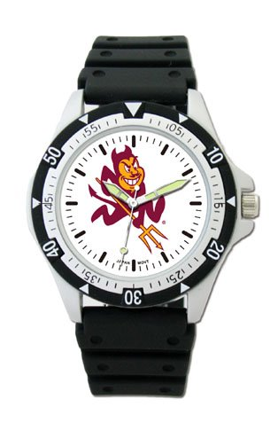 NCAA Arizona State Sun Devils Option Model Sport Watch Arizona State Wrist Watch