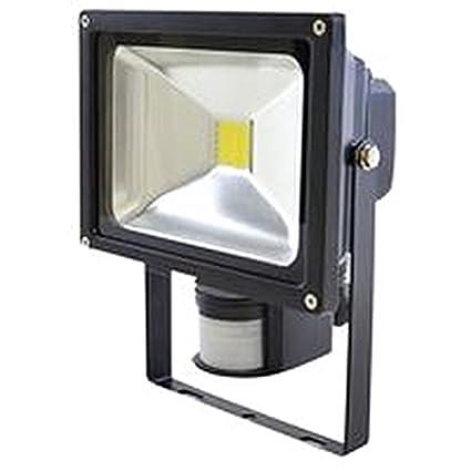 20 W Foco LED PIR lámparas PIR con Sensor de movimiento foco – Foco 20 W