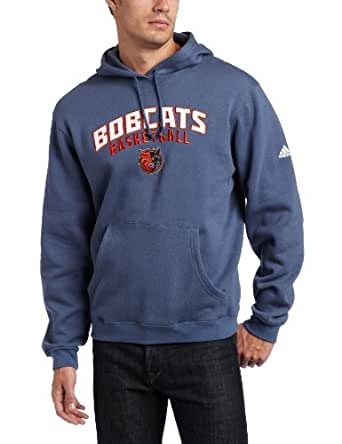 NBA Men's Charlotte Bobcats Playbook Hood II (Blue, Large)