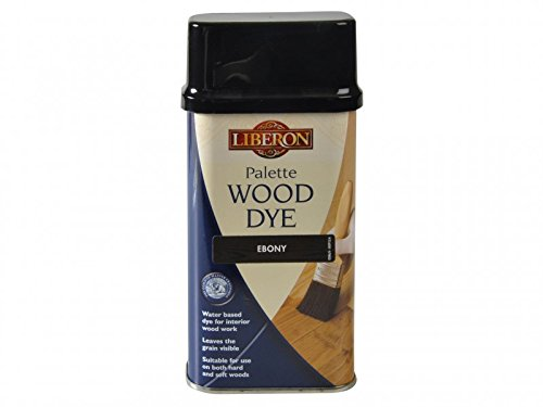 PALETTE WOOD DYE (EBONY, 250ml)