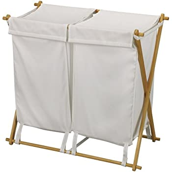 Amazon Com Household Essentials Folding Double Bag