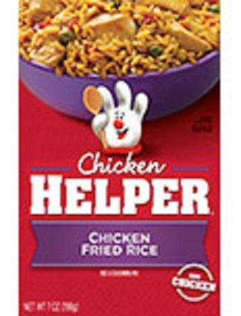 Chicken Helper Rice Dinner Kit - Chicken Fried Rice - 7.1 oz (Best Chicken Fried Rice)