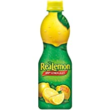 ReaLemon 100% Lemon Juice, 8 fl oz bottle
