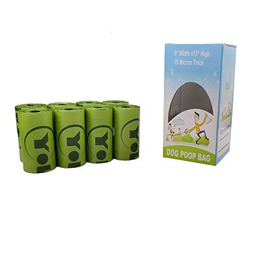 Smooth Bubble Dog Poop Waste Bag, Premium, Biodegradable, Lavender Scented, Strong