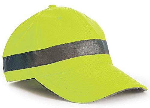 Averill's Sharper Uniforms Men's Hi-Visibility Baseball Cap One Size