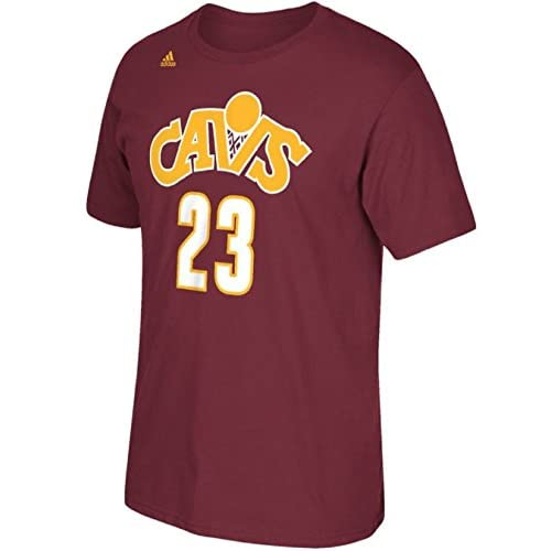 7bf0fbadefd ... top quality 80off lebron james cleveland cavaliers 23 nba youth  climalite player t shirt a4c6c 38ea1