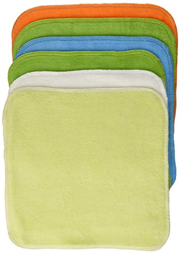 Thirsties 6 Pack Fab Wipes, Boy