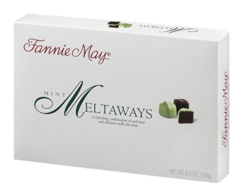 Fannie May Mint Meltaways (6.5 Oz. Box)