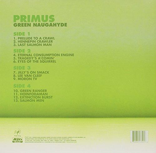 Green Naugahyde [2 LP]