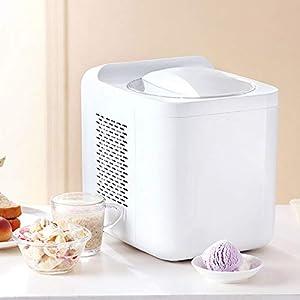 LWQ 1L Domestica Completa Morbida Automatico Disco creatore di Gelato, Macchina Intelligente Sorbetto alla Frutta Yogurt… 1 spesavip