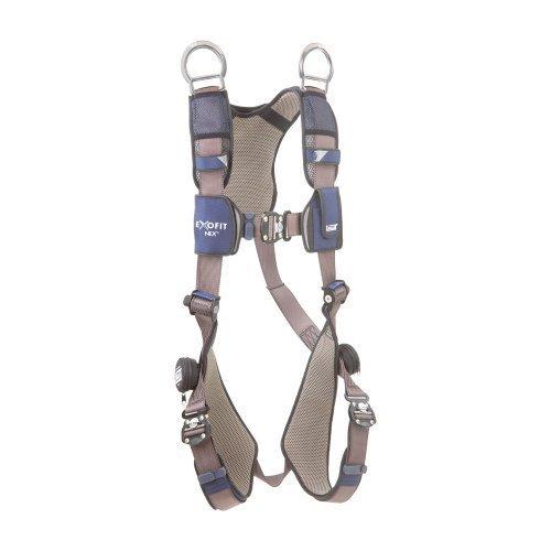 DBI/Sala 1113067 ExoFit NEX Vest-Style Full Body Harness, Blue/Gray, Large Size: Large, Model: 1113067, Outdoor & Hardware Store