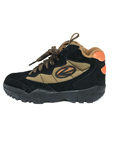 Energie Mid Black Sneakers Talken Trekking 43 Brown Urban Orange AwvqBzOA