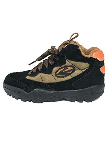 Sneakers Orange Trekking Mid Brown 41 Black Energie Talken Urban w1qnnUIF