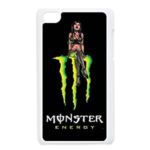 Ipod Touch 4 Phone Case Monster Energy FI50222