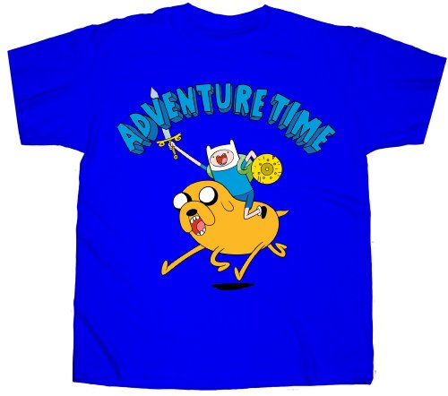 84034ba9ce9 Adventure Time Finn   Jake Onward Charge! Men s T-Shirt