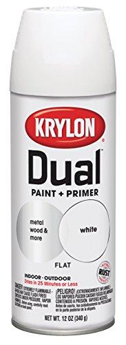 krylon-k08830001-dual-superbond-paint-and-primer-flat-white-12-ounce