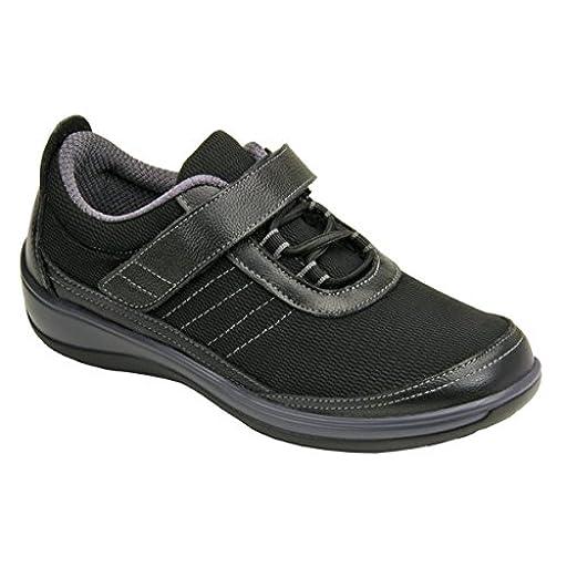 Orthofeet Proven Pain Relief Comfortable Plantar Fasciitis Orthopedic Diabetic Flat Feet Breeze Womens Walking Shoes