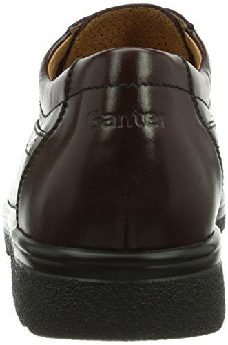Ganter Eric, Weite G - Scarpe con i lacci, taglia Bordo 4500