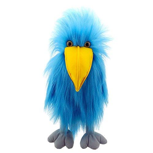 (The Puppet Company - Basic Bird Hand Puppet - Blue)