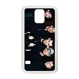 good charlotte lyrics other Samsung Galaxy S5 Cell Phone Case White xlb2-088635