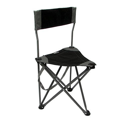TravelChair Ultimate Slacker 2.0 Chair, Black