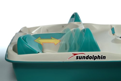Kl Industries Sun Dolphin Parts : Kl industries sun slider adjustable person pedal boat