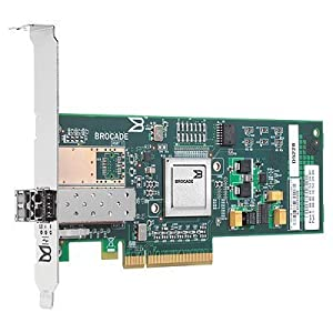 HP 571518-002 Host Bus Adapter (HBA) board - 41B, 4Gb, 1-port, PCIe, Fibre Channel