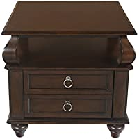 New Classic Princeton End Table, Sable
