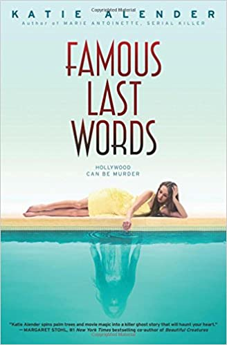 Image result for famous last words by katie alender