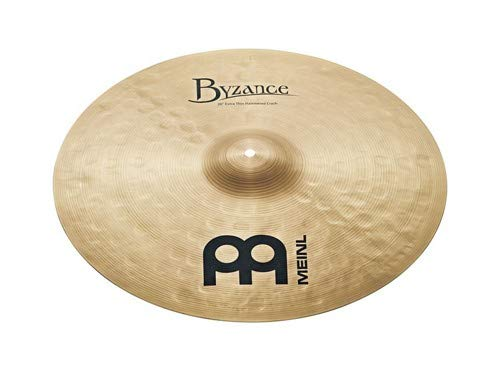 (Meinl Cymbals B20ETHC Byzance 20-Inch Traditional Extra Thin Hammered Crash Cymbal (VIDEO))