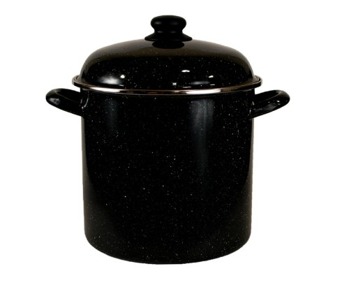Granite Ware 7311-2 Heavy Gauge Non Stick Stock Pot with Cover, 8-Quart