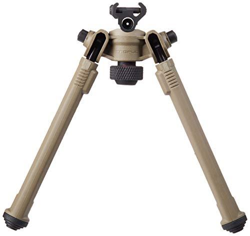 Magpul Rifle Bipod, 1913 Picatinny Rail, Flat Dark Earth (Magpul Moe Milspec Stock Flat Dark Earth)