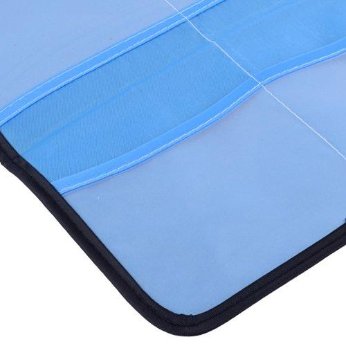 Neewer Trifold Design 6 Pocket Lens Filter Wallet Case Bag Holder for 25mm ~ 88mm Round or Square Filters