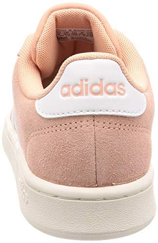 Mujer rospol 000 De Para Multicolor blanub Deporte Grand Zapatillas Court ftwbla Adidas Yqt8PX