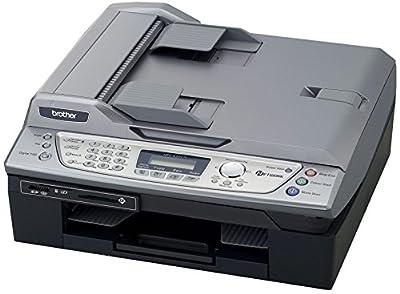 Brother MFC-620CN Network Color Inkjet Printer, Copier, Scanner, Fax