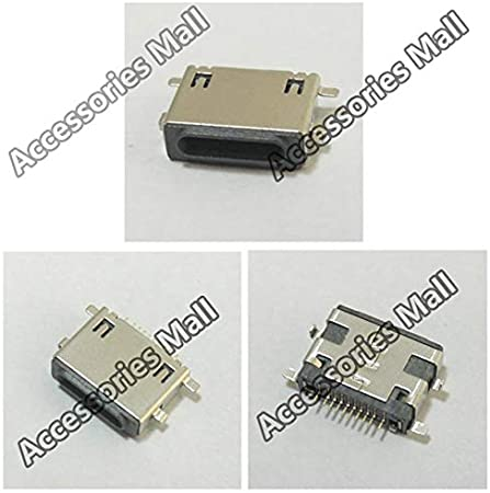Cable Length: 5 pcs Cables 2-100x for Apple USB Connector Micro USB Jack Power Socket DC Connector