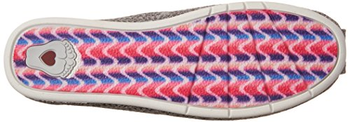 Skechers Gray Plush Lite By Synthétique Cool Espadrille multi be Bobs 65Hqpx