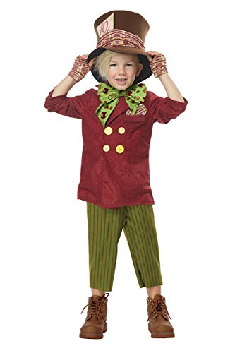 Lil' Mad Hatter Toddler Costume Medium