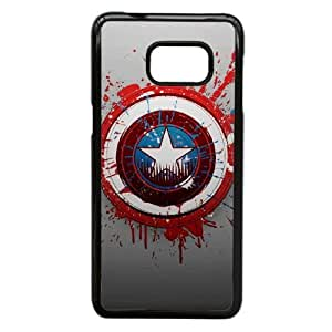 Samsung Galaxy S6 Edge Plus Cell Phone Case Captain America F6574291