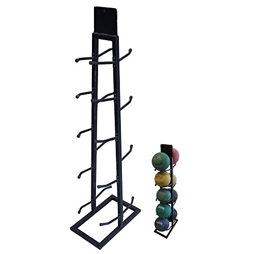 Amber Fight Gear Medicine Ball Rack for 9 Balls by Amber Fight Gear