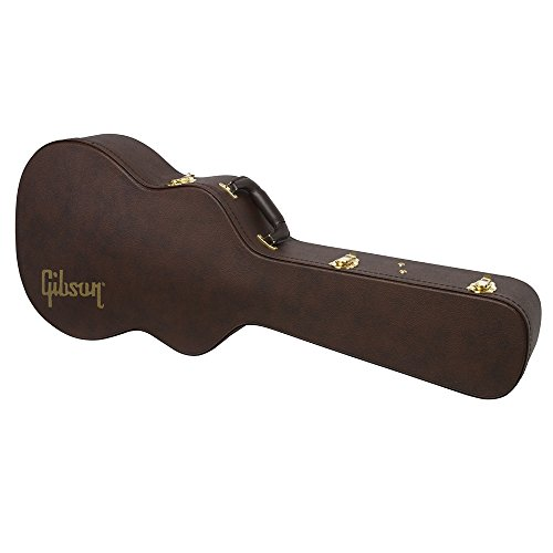 Gibson Small Body Acoustic Case, Dark Rosewood
