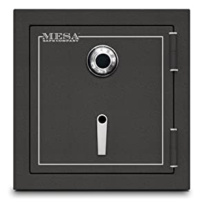 Mesa Safe MBF 2020C All Steel Burglary And Fire Safe With Combination Lock