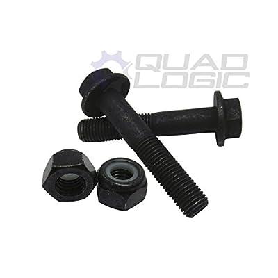 Polaris RZR 900 1000 Turbo M10 x 45mm Roll Bar Cage Bolts & Nuts (SET) 7519906: Automotive