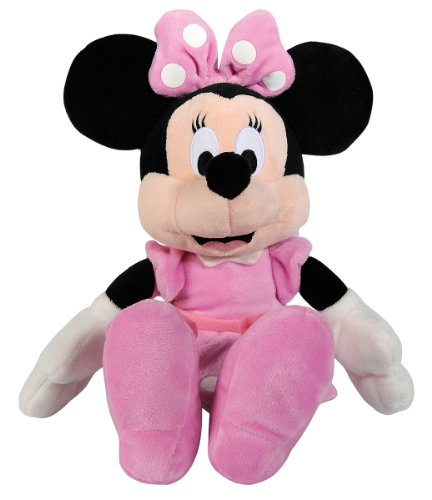Simba 6315872637 - Disney Plüsch Minnie Maus 25cm